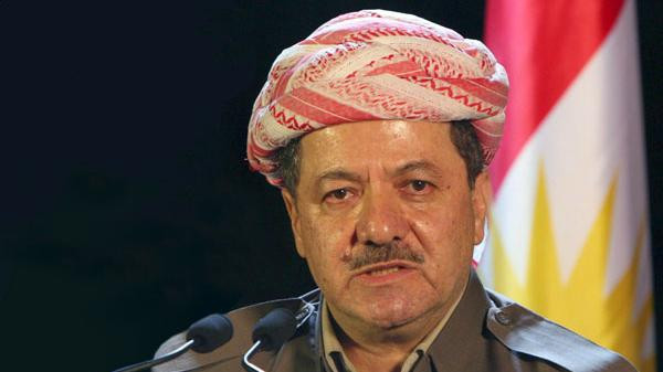 the-head-of-the-Kurdistan-region-in-Iraq-Massoud-Barzani