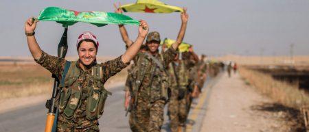 ھاوکارییەبەردەوامەکانی ئـەمریکابۆ ھێزەکانی پاراستنی گەل (YPG)تورکیایی نیگەران کردووە