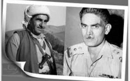 کوشتنی احمد ئاغای زێباری وھەوڵی تیرۆر کردنی عبدالکریم قاسم لەلایەن مەلامستەفای بارزانیەوە