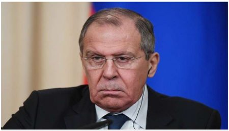 لاڤرۆڤ وەزیری دەرەوەی روسیا: ئمریکادەیەوێت دەوڵەتێکی نوێ لەناوخاکی سوریا دروست بکات