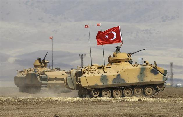 Turkey armor iraq