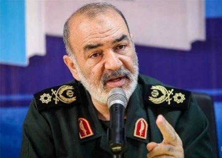 فەرماندەی سوپای پاسداران هێرشدەکاتە سەر کوردستان