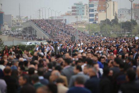 ڕۆژی ٥ی ١ی ٢٠٢٠ خۆپیشاندانی سەرتاسەری لە کوردستان دەکرێت