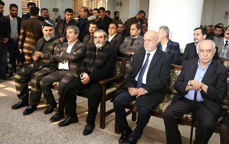 سەرچاوەیەك : بەرەیەكی ئیسلامی كوردستان خەریكە لەدایك ببیت