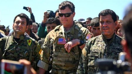 گرینگ_ هێزەکانی ئەمریکا لەگەڵ هەسەدە دوبارە دەست دەکەنەوە بەئۆپراسیۆنەکانیان دژی داعش