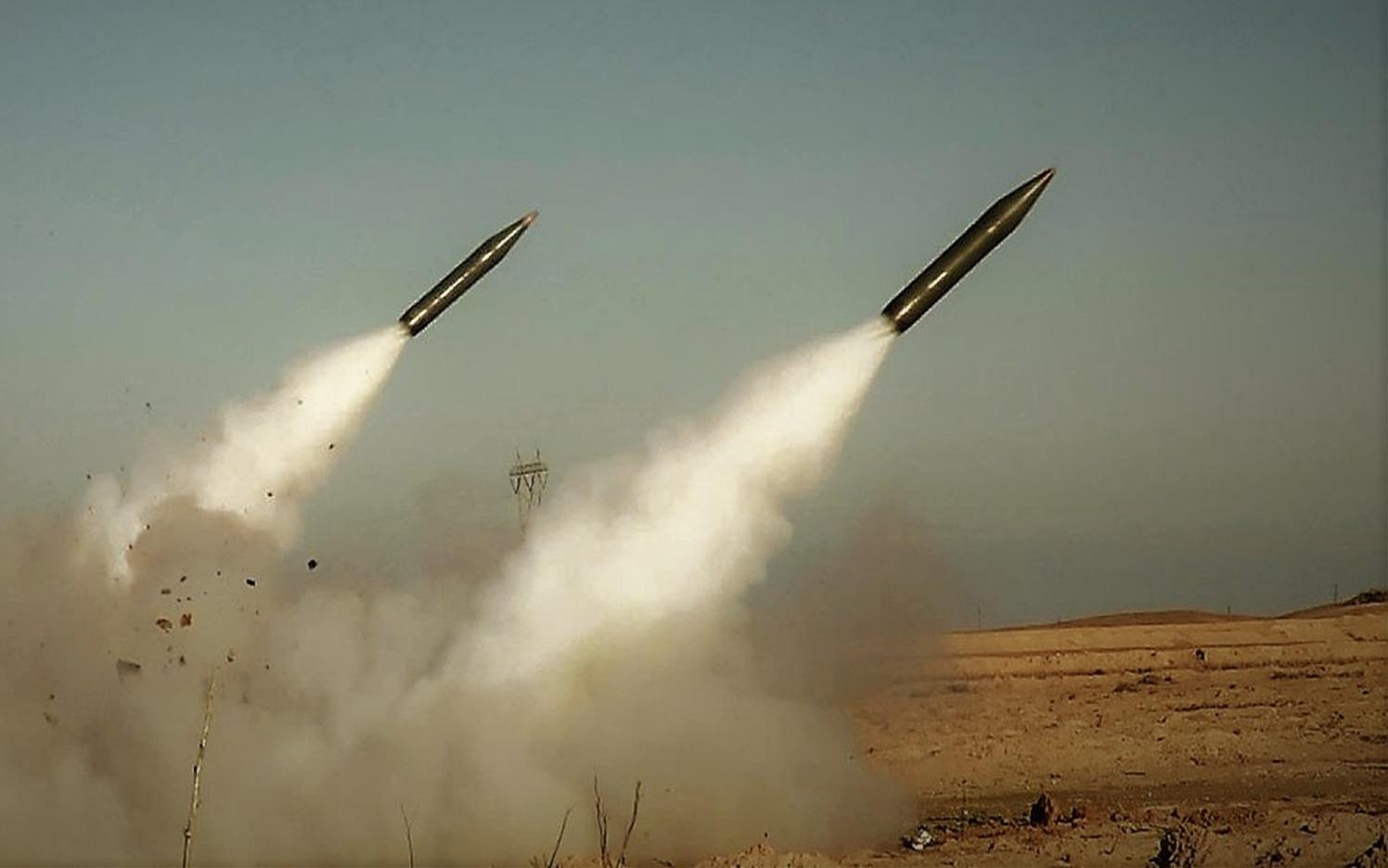 صاروخ-صواريخ-كاتيوشا-قصف-منصة-