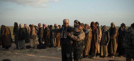 هێرشێکی داعش لە چیای قەرەچوغ تێکشکێنرا
