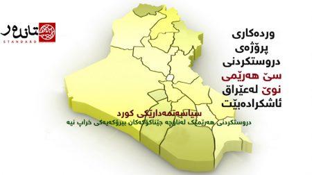 وردەكاری بخوێنەوە: پرسی دروستكردنی چەند هەرێمێك لەعێراق لەنێویاندا لە ناوچە دابراوەكانی كوردستان گەرم دەبێتەوە